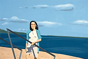 Alex Katz, Botero,Manolo Valdes, and Chagall works featured  at Premiere of Art Boca Raton Fair