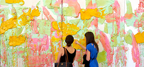 Sotheby's Institute of Art Art in New York this summer – Inside & Out