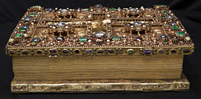 NEW EXHIBITION AT THE MORGAN LIBRARY & MUSEUM EXPLORES RARE LUXURY BOOKS OF THE MIDDLE AGES  Magnificent Gems: Medieval Treasure Bindings September 8 through January 7, 2018