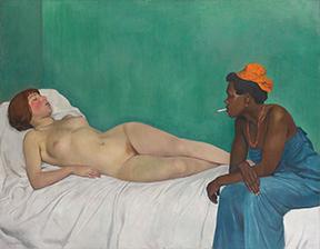 llotton, La Blanche et la Noire, 1913.jpg,2000