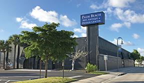 PALM BEACH SHOW GROUP UNVEILS INAUGURAL PALM BEACH ART, ANTIQUE & DESIGN SHOW at the Palm Beach Art, Antique & Design Showroom December 15-17, 2017