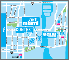 Aqua Art Miami, now in its 13th year, has announced its 2017 exhibitor list. The Fair opens December 6th with an invitation-only VIP Preview and continues through December 10th at the Aqua Hotel in Miami Beach.