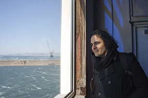 Kader Attia wins the Joan Miró Prize