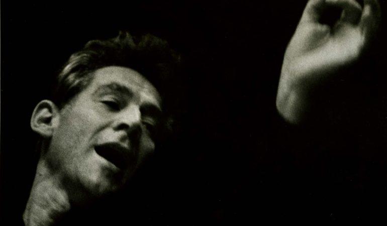 Saluting Bernstein