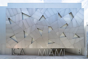 Opening  Miami's newest home for the most innovative art of our time.  December 1, 2017