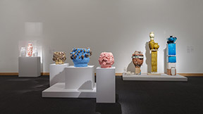 Regarding George Ohr: Contemporary Ceramics in the Spirit of the Mad Potter. Photo by Jacek Gancarz.